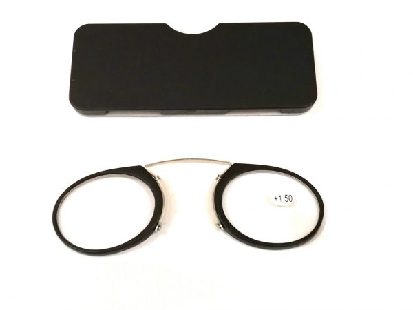 Luxury Ultra Slim Nose Reading Glasses
